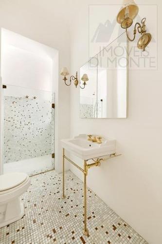 duplex a venda em são paulo, higienópolis, 4 dormitórios, 2 suítes, 4 banheiros, 4 vagas - 273