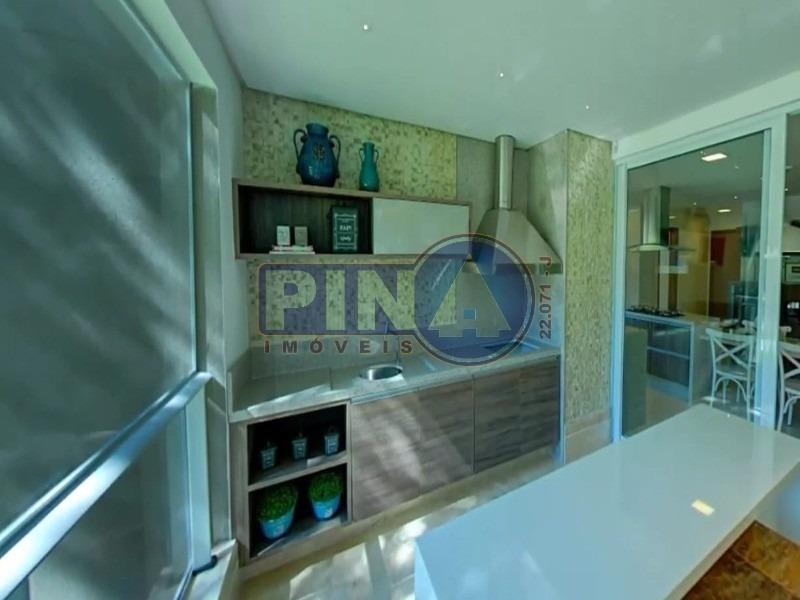 duplex alto padrão com frente ao parque flamboyant - pina imoveis - ap00171 - 32703782
