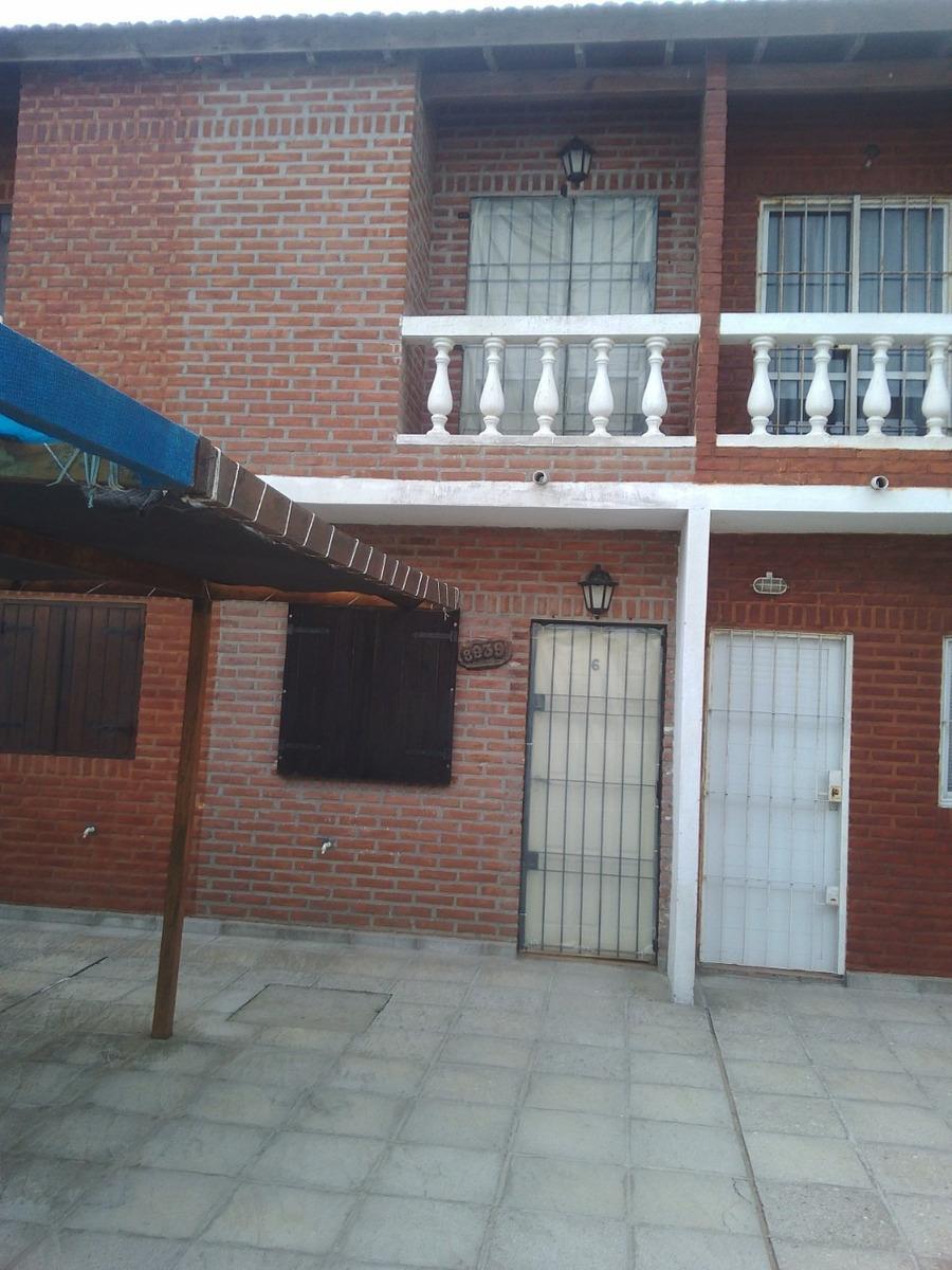 duplex amoblado a 1 cuadra y media del mar - calle 1 n° 8935