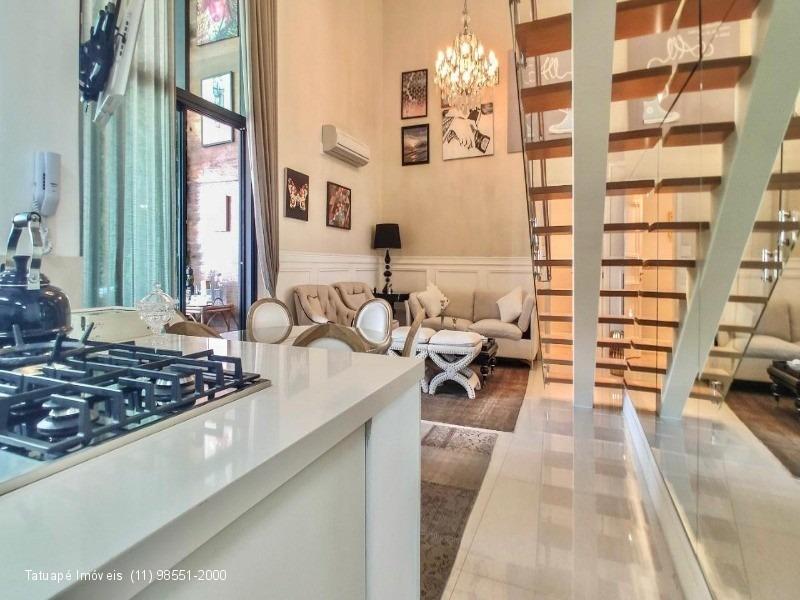 duplex anália franco 178m²  -  pasion rua nagib izar