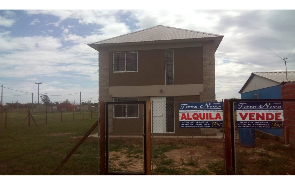 duplex barrio iopolo timbues