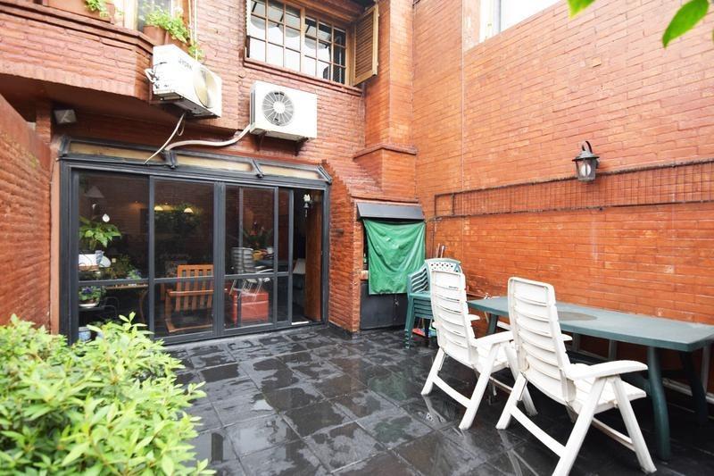 duplex - cochera - patio - parrilla - playroom - 3 dormitorios - suite -  balcón terraza - belgrano r
