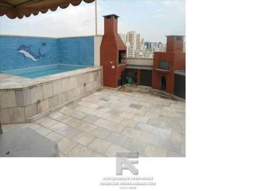 duplex com piscina e churrasqueira!!! - 0668-2