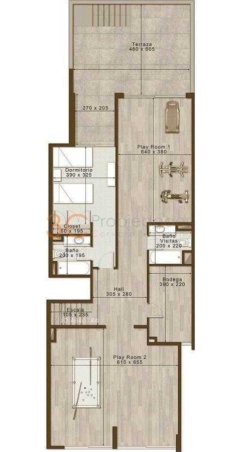 duplex con jardin / nueva etapa / parque antonio rabat /