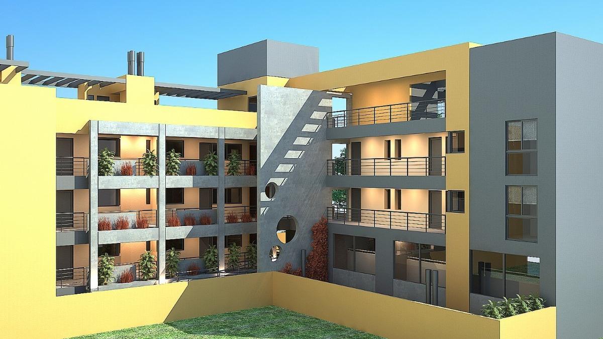 dúplex con patio y parrilla privada en cañuelas urbano
