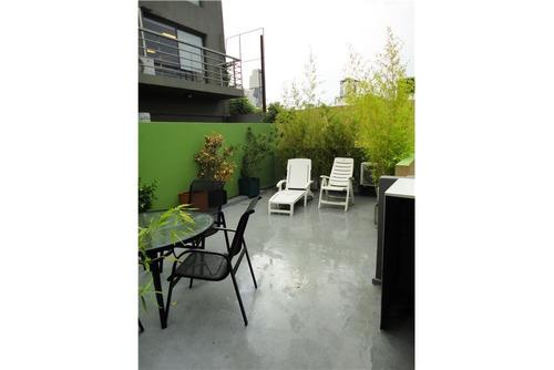 duplex con terraza propia y amenities!!!