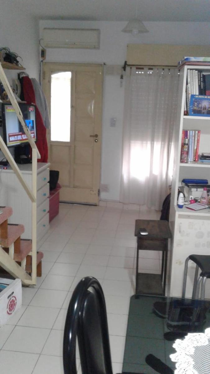 duplex de 2 ambientes en villa luzuriaga