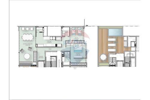 duplex de 2 dormitorios, edificio fusion haus