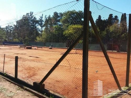 duplex de 3 ambientes en club privado de tenis. ituzaingó norte.