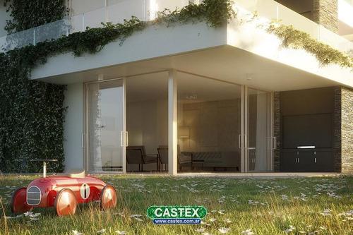 dúplex de 4 dormitorios con jardín en la balconada