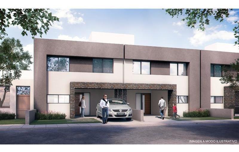 duplex de categoría de 3 dormitorios en  green ville 2