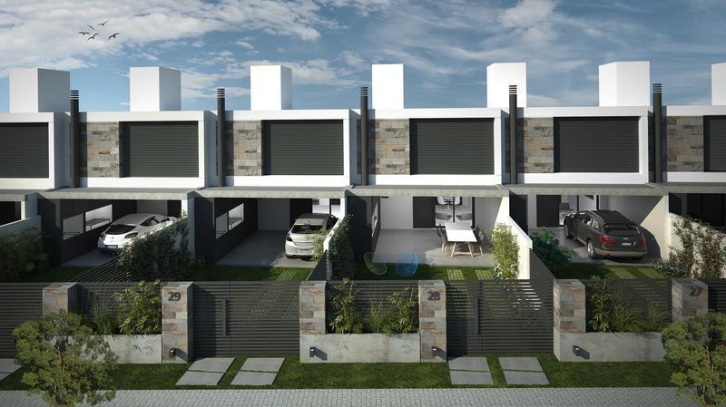 duplex de categoría en  barrio con seguridad