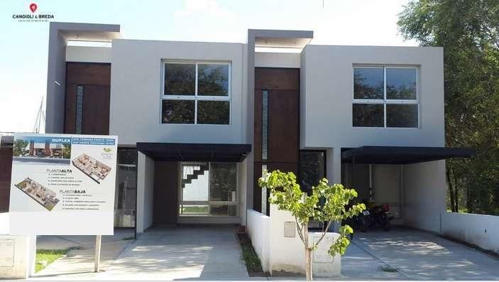duplex de categoría en venta barrio teja