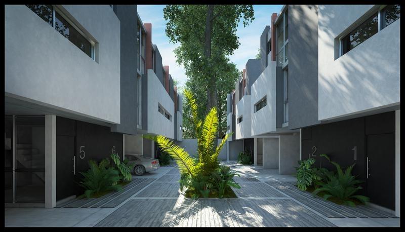duplex de cuatro ambientes en venta,ituzaingo. condominio a estrenar