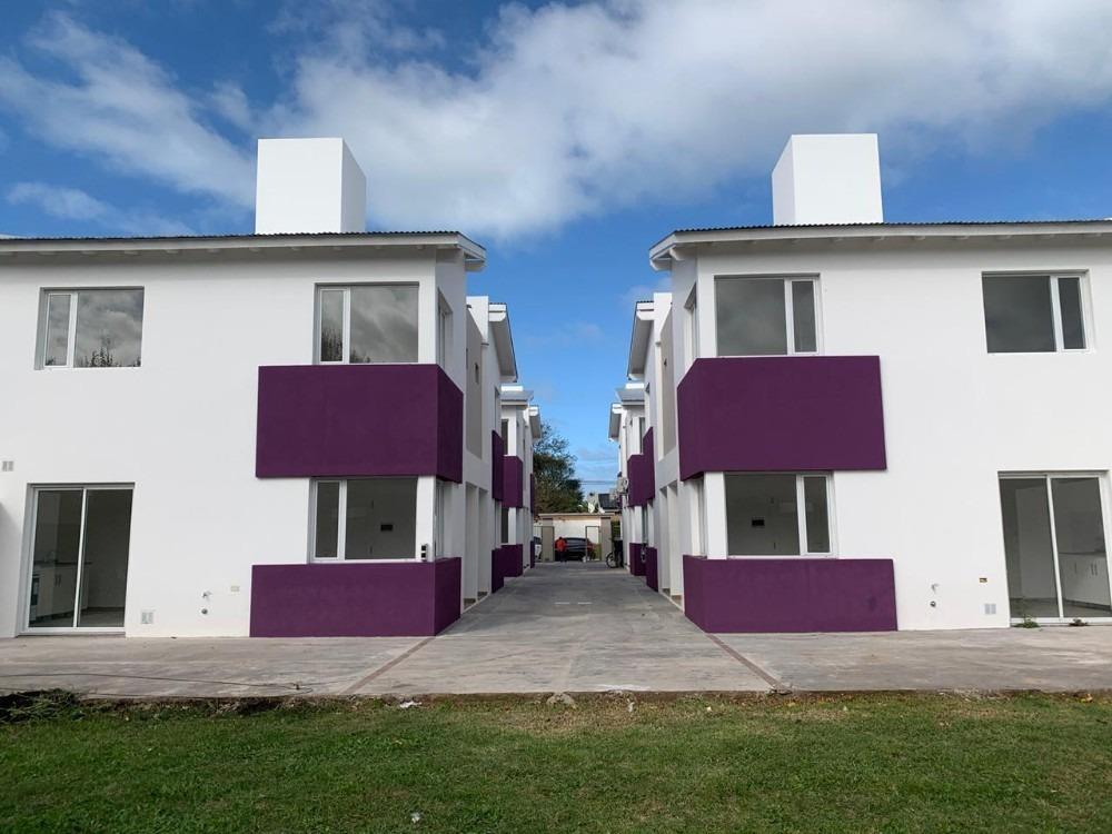 duplex de tres ambientes en zona de todo el año