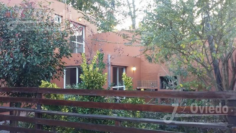 duplex en barrio cerrado la reja, campo las acacias***
