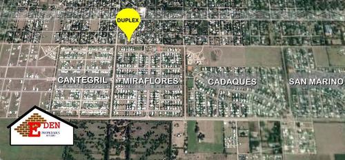 duplex en estrategica ubicación frente a miraflores | funes