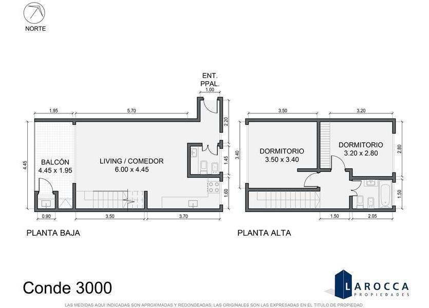 duplex en venta 3 amb con cochera excelente estado - coghlan