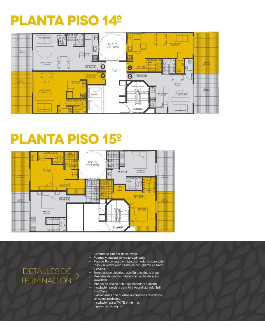 duplex en venta de 1 dormitorio en nueva cordoba, ciudad universitaria