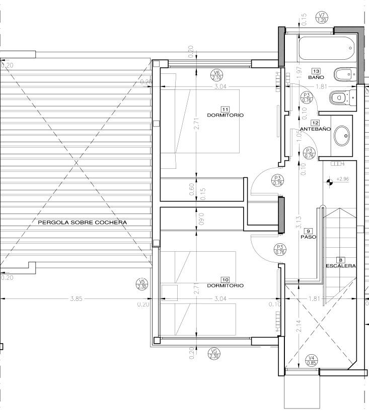 duplex en venta en city bell | 21d esq.419 (uf.21)