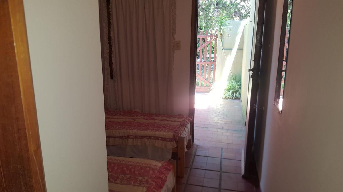 duplex en venta en san bernardo -dos dormitorios parque parrilla y cochera amoblado