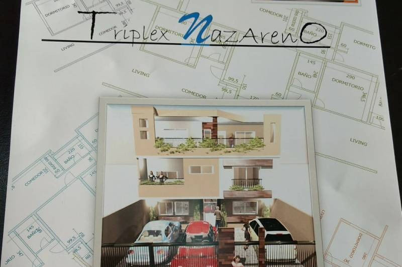 duplex en venta en villa luzuriaga