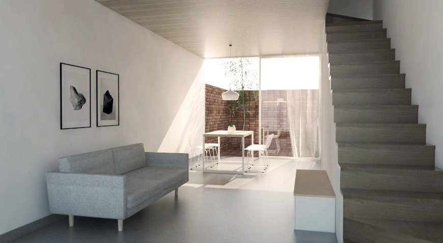 dúplex en venta, villa allende centro