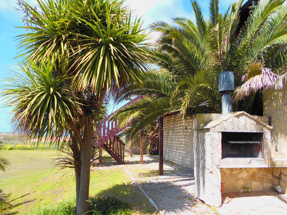 duplex  frente al mar con parque