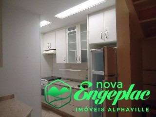 duplex house mobiliado e reformado al grajau alphaville sp - ap01653 - 31918089