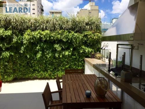 duplex jardim paulista - são paulo - ref: 506798