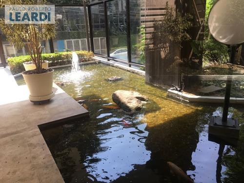 duplex jardim paulistano  - são paulo - ref: 517460