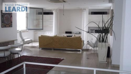 duplex moema índios  - são paulo - ref: 523617