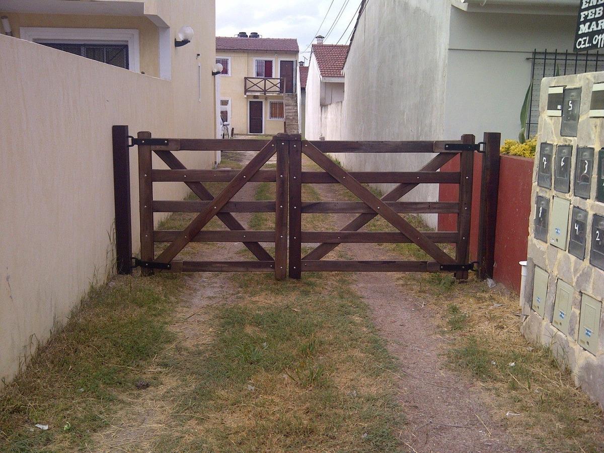 duplex para 7 personas - calle 81 n° 247 mar del tuyu
