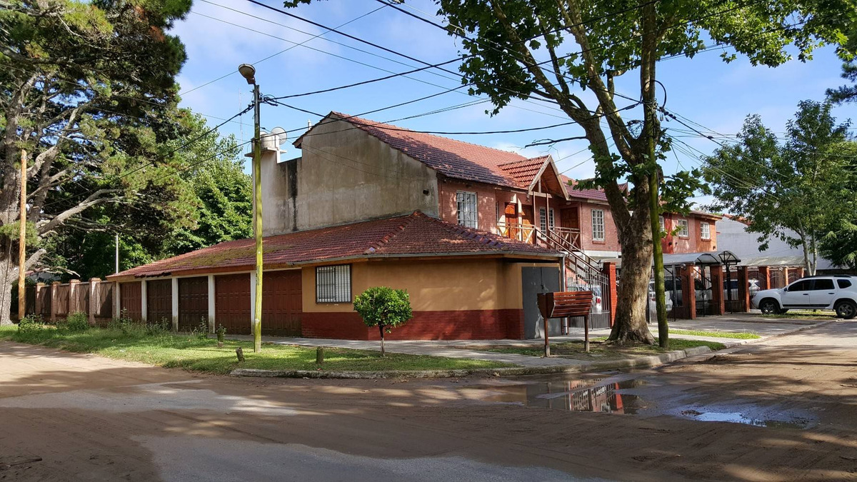 duplex san bernardo con cochera internet wifi cable gas
