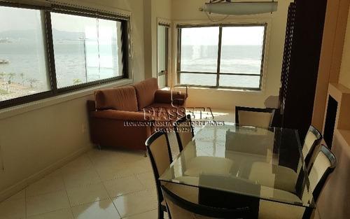 duplex semi mobiliado com vista cinematográfica na av. beira mar norte em florianópolis!