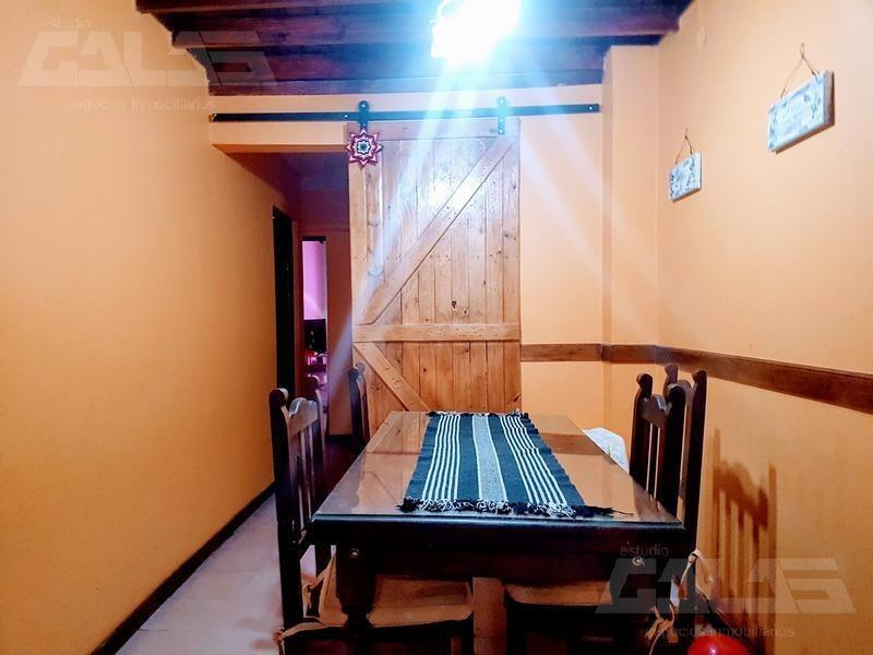 duplex tres dormitorios en venta con quincho y parrilla - ituzaingó norte