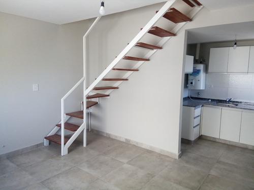 dúplex un dormitorio con terraza en venta