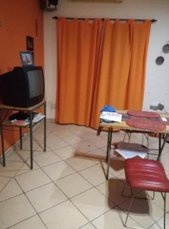 duplex venta  2 dormitorios  y cochera-80 mts 2-apto banco- los hornos