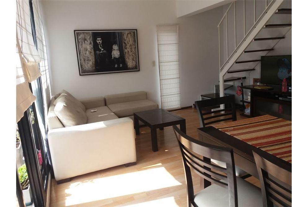 duplex venta abasto dos dormitorios balcon terraza