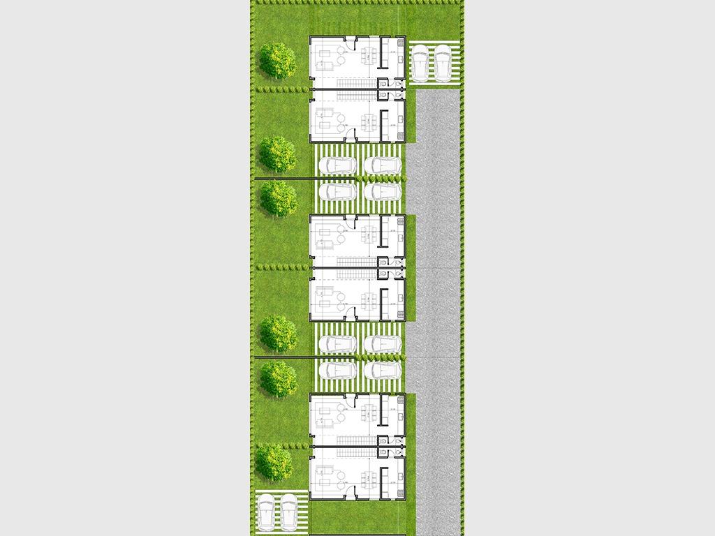 duplex venta city bell. calle 464 entre 23 y 24