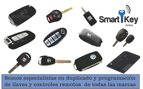 duplicado de llave con chip para autos - telf. 791-6055