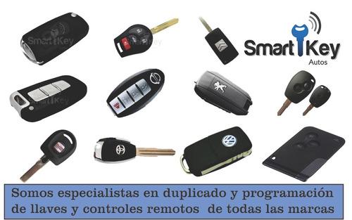 duplicado llave con chip para autos - telf. 791-6055