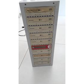 Duplicadora De Cd Com 09 Gravadores