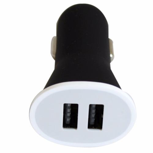 duplo adaptador carregador veicular usb plug automotivo 12v