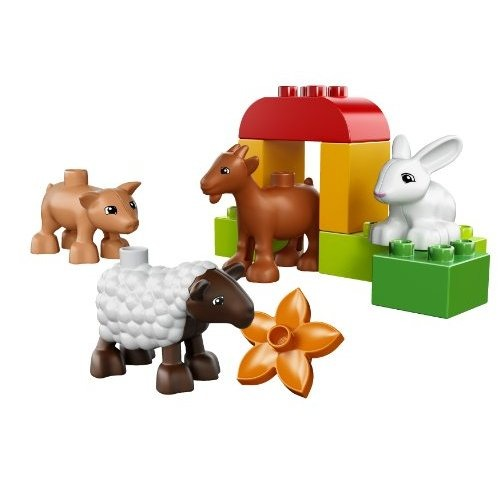 Duplo Lego Ville 10522 Animales De Granja 1 463 92 En