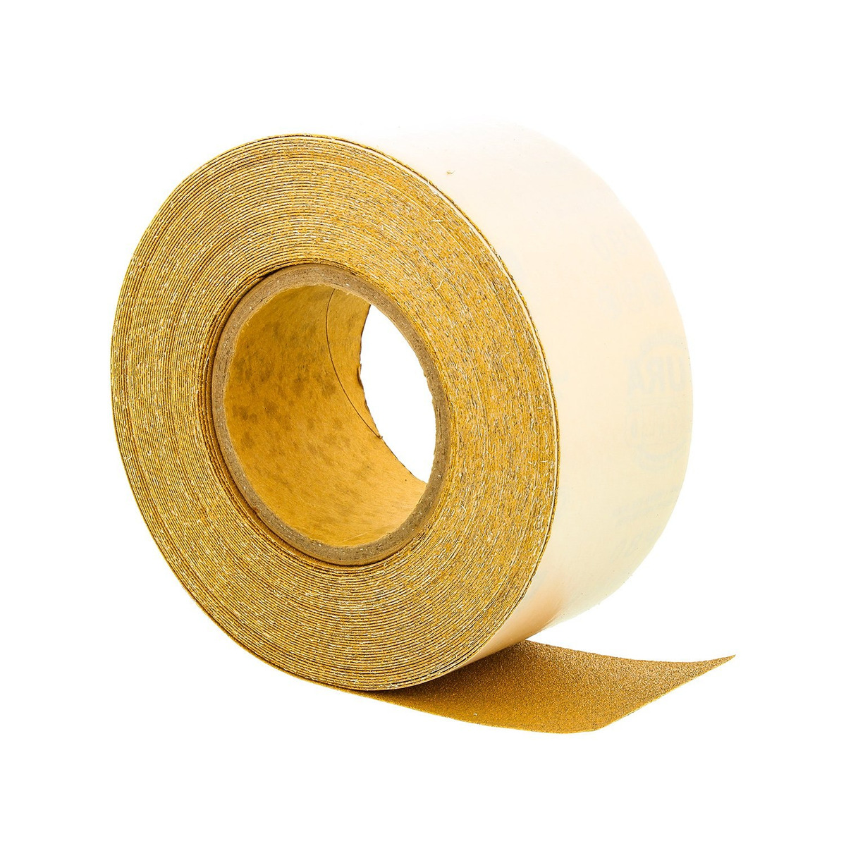 Dura-Gold Longboard Continuous Roll 20 Yards long ... Premium 80 Grit Gold