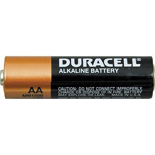 Duracell batteries 4 aa pilas de tama o en for Tamanos de pilas