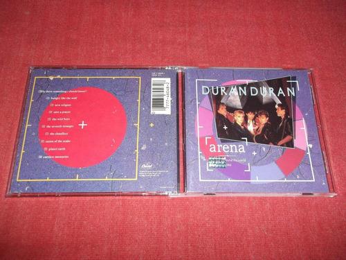 duran duran - arena cd imp ed 1990 mdisk