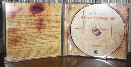 duran duran cd seven and the ragged tiger