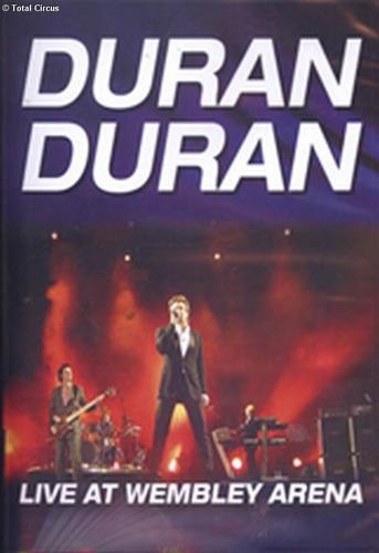 duran duran live at wembley arena  dvd nuevo